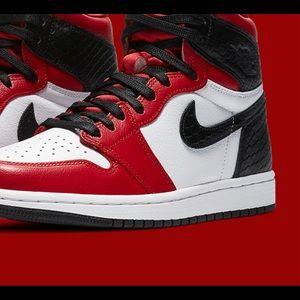 Nike Air-Jordan's 1 size 2